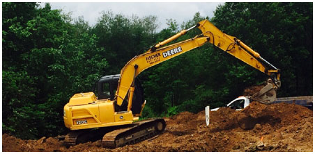 Fischer Brothers Excavating, Foundations