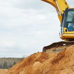 Foundation Excavation, Digging, Land Clearing