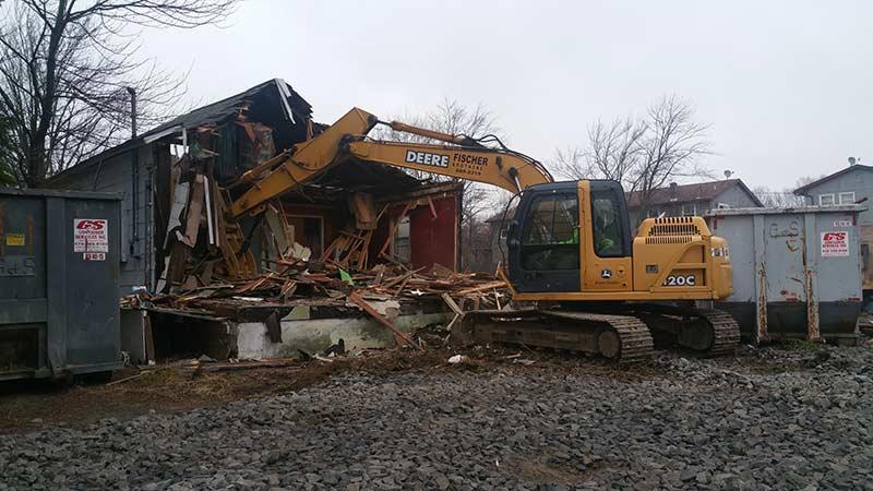 Demolition Contractor, Pennsylvania