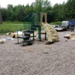 Playground Installation, North Pocono, PA