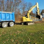 Land Grading Contractor, Drainage, Jefferson Twp
