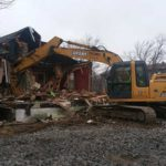 Demolition, Construction, Moscow PA