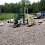 Playground Installation, North Pocono, PA